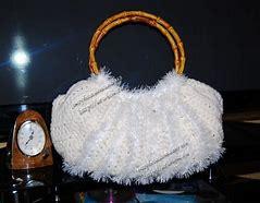 сумки из ленточной пряжи спицами схемы и описание