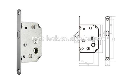 Many Different Type Of Door Key And Full Brass Lock For