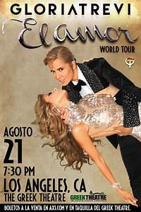GLORIA TREVI Tour Dates 2016 - 2017 - concert images ...