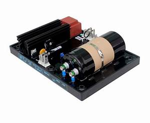 Leroy Somer Alternator Automatic Voltage Regulators Avr R448