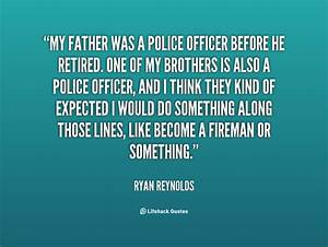Thank A Police ... Police Officer Quotes