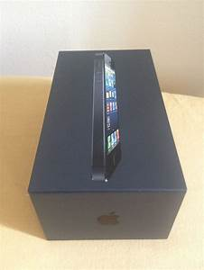 New Iphone 5 Unboxing Photos And First Impressions