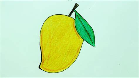 draw mango aa     mango