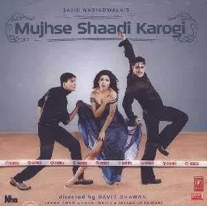 Mujhse Shaadi Karogi Bollywood Movie Soundtrack, HINDI ...