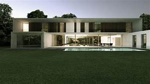 Modern Villa In Lyon France