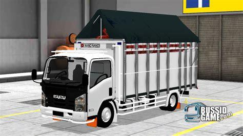 mod truck canter isuzu nmr cvt  nanonano gudang