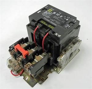 34 Square D 8536 Starter Wiring Diagram