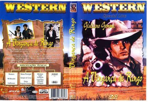 ringo filme faroeste dvd vinganca capa capas filmes mundodascapasbj artigo jc western