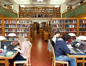 Study space in the Main and Science Libraries