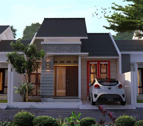gambar rumah minimalis nampak  depan gambar rumah