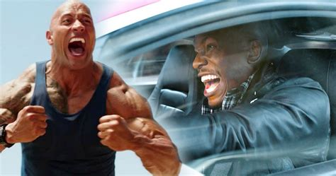 fast  feud escalates  tyrese begs  rock  drop spin