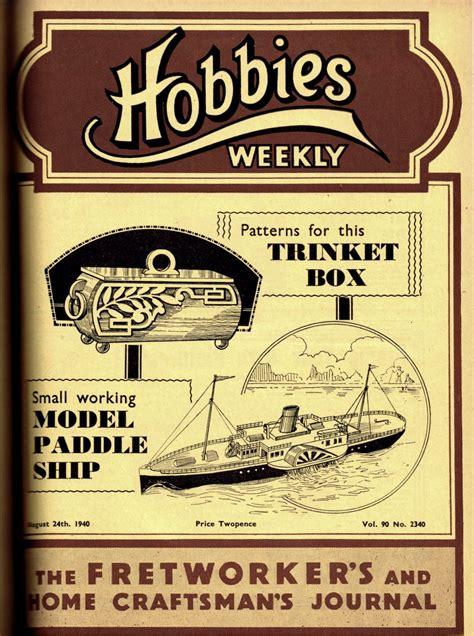 hobbies weekly hobbies magazine hobbies