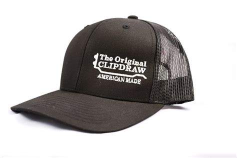 embroidered american flag trucker hat