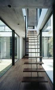 Geländer Für Treppe : 26 best freie treppe und gel nder holz und stahl familie ~ Michelbontemps.com Haus und Dekorationen