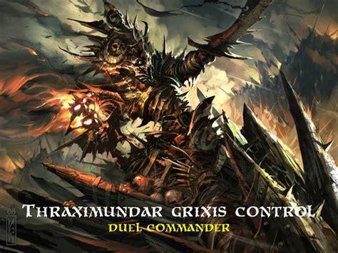 deck tech 2 thraximundar grixis control duel commander