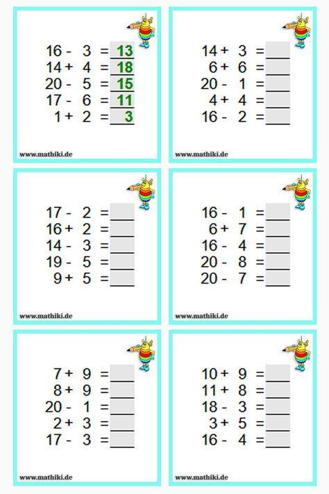 mathe klasse  ideen   mathe matheaufgaben