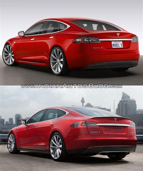 Tesla Model S News by Tesla Model S Vs New