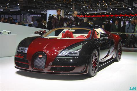 Watch the video below to see one of the most incredible automobiles ever made. La 450e et dernière Bugatti Veyron : La Finale