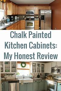 Chalk Painted Kitchen Cabinets: 2 Years Later Chalk