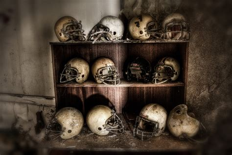 Many Helmet Hdr American Football Hd Background Wallpapers