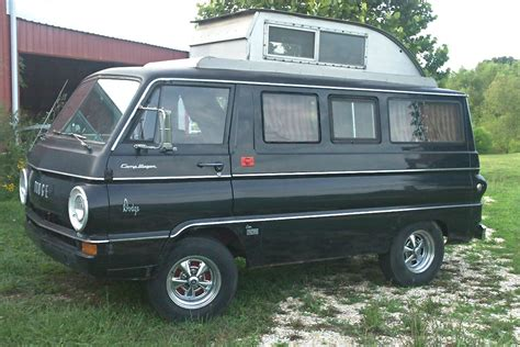 Dodge A100 by C Ready 1966 Dodge A100 Cer