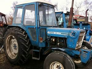 Used Ford 7600 Tractors Year  1985 For Sale