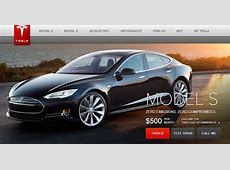 Tesla Model S For $500 Per Month? No Just No