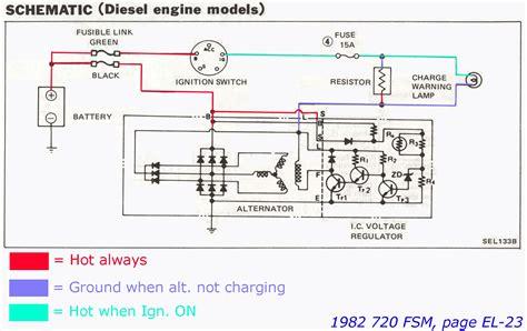 wiring diagram for hitachi alternator hitachi alternator wiring diagram the knownledge