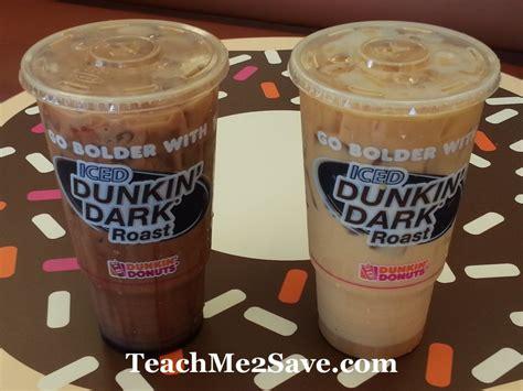 Original, mocha, espresso and french vanilla. Dunkin' Donuts Newest Menu Items & a South Fl. mGift Card ...