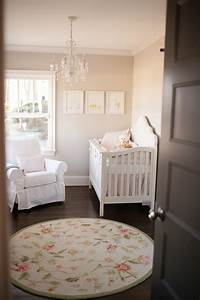 baby girls room Designing for a Brand New Baby, in a Brand New Space ...