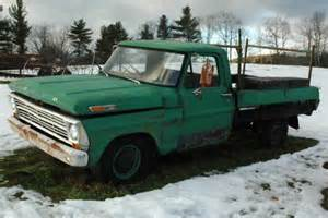 1969 Ford F100 F-100 Pick-up Truck 360 V8 Runs Nicely 5 Speed
