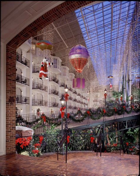 gaylord opryland resort in nashville and