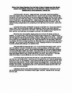 Importance Of Good Health Essay First Person Essay Example Living A Healthy Lifestyle Essay also Compare And Contrast Essay Papers First Person Essay Example Writing Paper Borders First Person  Buy An Essay Paper