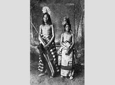 Vintage Photos Of Canada's First Nations People 1880s