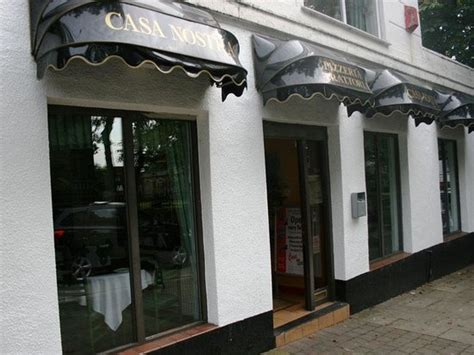 casa nostra cuisine casa nostra westhoughton restaurant reviews phone
