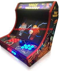 bartop arcade kit room solutions