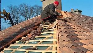 Tuile Pour Toiture : entreprise de couverture pose de tuiles pour toiture ~ Premium-room.com Idées de Décoration