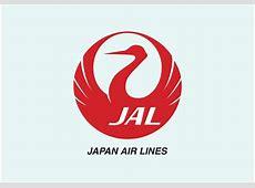 Japan Airlines Vector Logo Download Free Vector Art