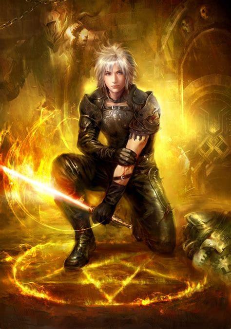 Spiritual Warrior Art - ID: 20054 - Art Abyss