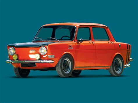 Simca 1000 Rallye - Influx