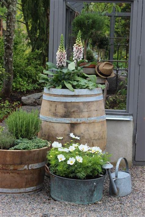 rustic flower gardens  landscaping ideas houz buzz