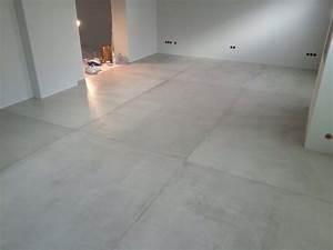 Beton Trockenzeit Fliesen : beton cire oberfl chen in beton look beton cire sichtbeton haan plz 42781 ~ Markanthonyermac.com Haus und Dekorationen