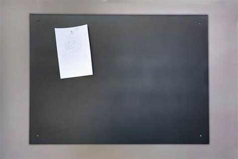 magnetpinnwand aus stahl