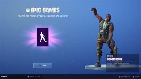 fortnite latest update rewards players   factor