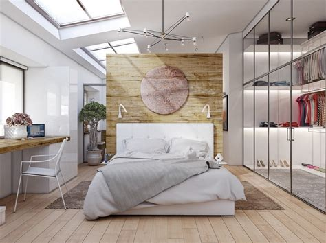 beautiful examples  bedrooms  attached wardrobes