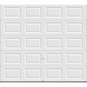 clopay gallery collection 8 ft x 7 ft 184 r value With 9x8 garage door home depot
