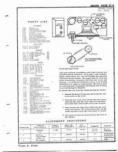 Zenith Radio Corp  G516