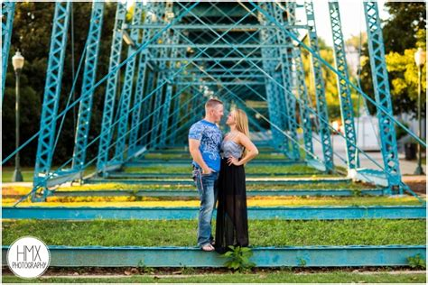 hmx photography katie josh engagement chattanooga