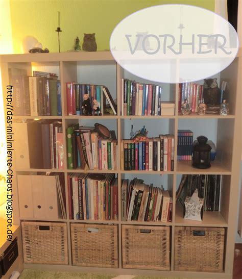 Minimalismus Vorher Nachher by Frau K Und Der Weg Zu Ordnung Organisation Und