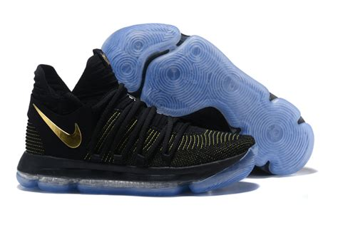 nike kd  black yellow gold  sale  air
